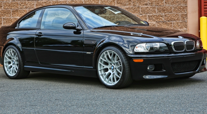 The Best BMW M3 ever made?