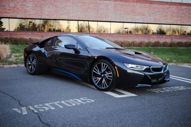 The Beautiful BMW i8
