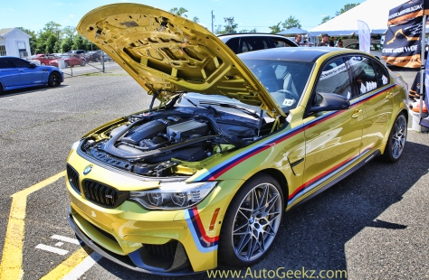 BMW M3 Austin Yellow M-Performance